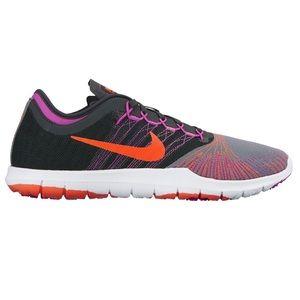 Nike Flex Adapt Training Shoe in Gray Multi